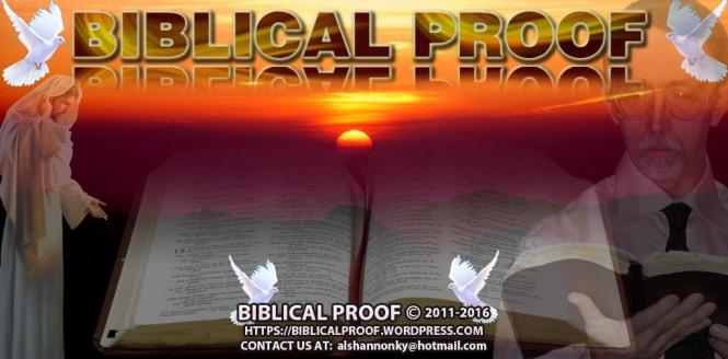 Biblical Proof Dec 20 2015